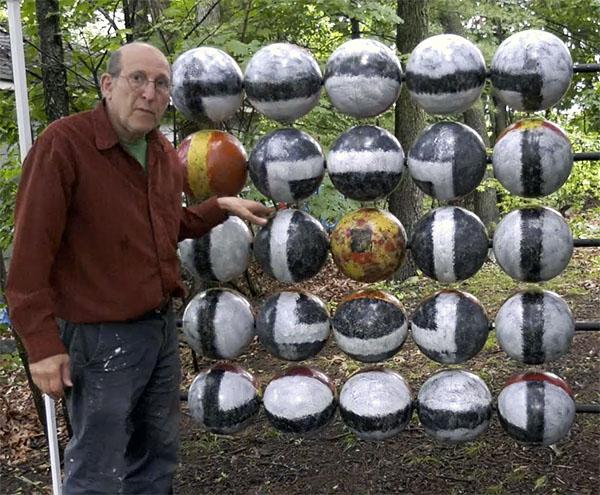 Jon Sachs Sculpture